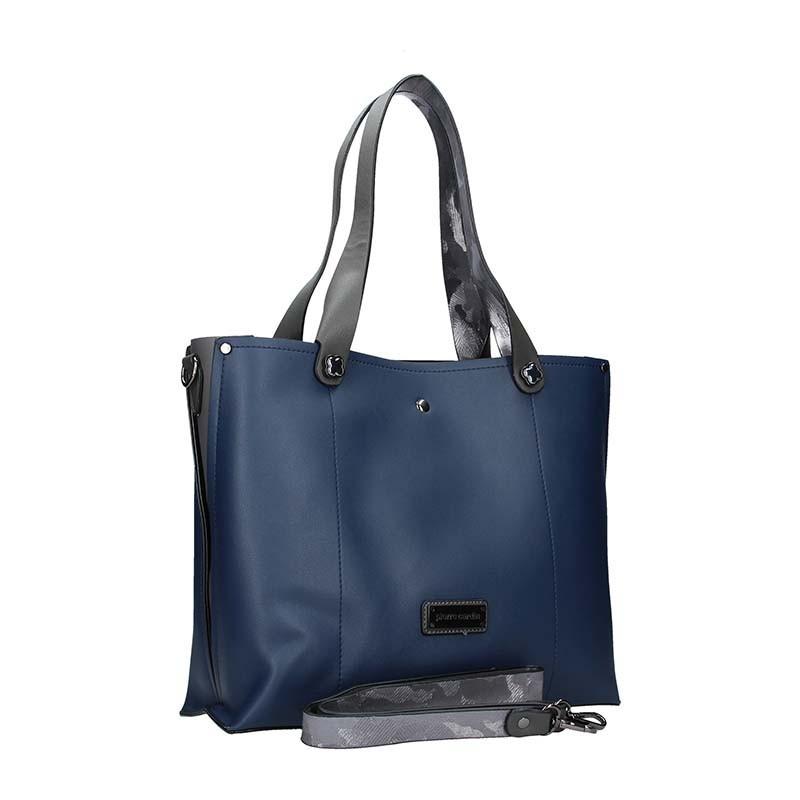 Dámská kabelka Pierre Cardin Apolen - modro-šedá