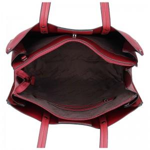 Dámská kabelka Pierre Cardin Monic - tmavě béžová