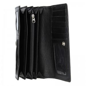 Dámská kožená peněženka Lagen Inge - černá
