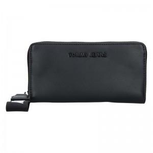 Dámská peněženka Tommy Hilfiger Jeans Ramona - černá
