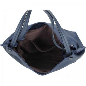 Dámská kabelka Pierre Cardin Uršula - modrá