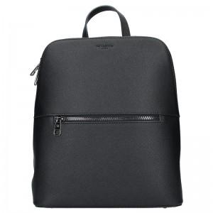 Dámský batoh Hexagona Agate - černá