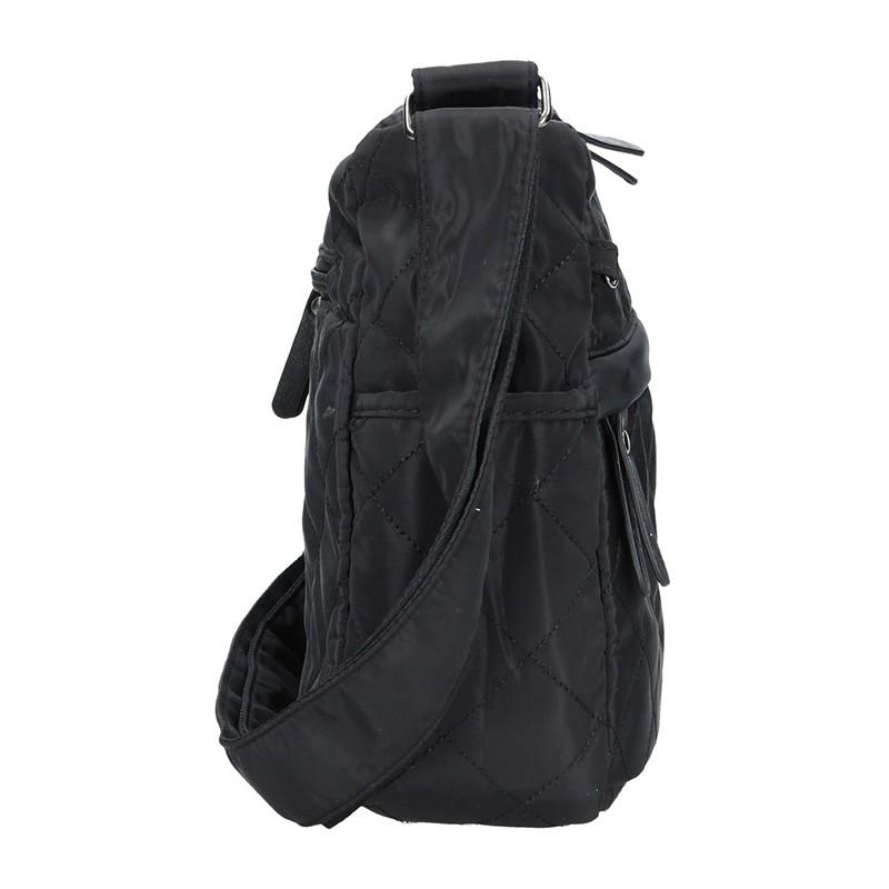 Dámská crossbody kabelka Enrico Benetti 46098 - černá