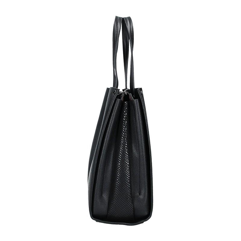 Dámská kabelka Pierre Cardin Luisa - černá