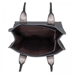 Dámská kabelka Pierre Cardin Lora - šedá