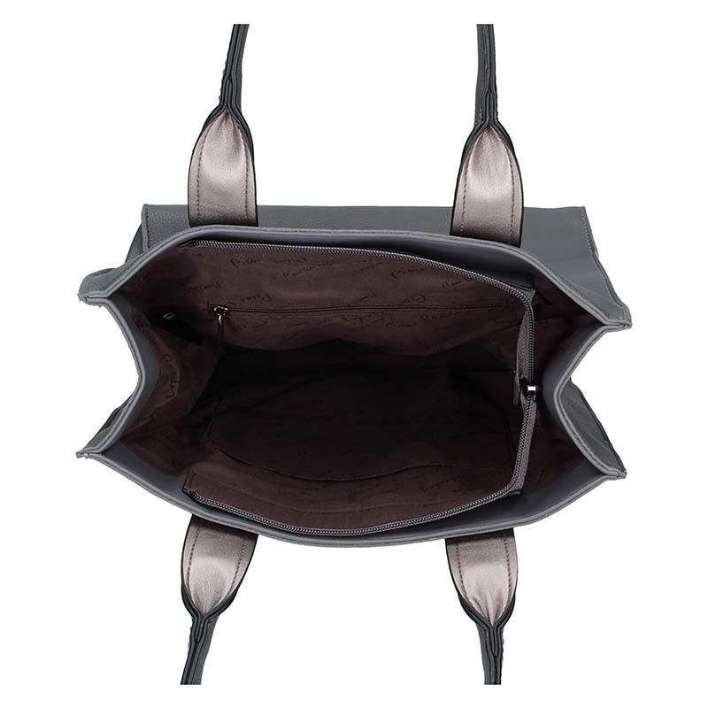 Dámská kabelka Pierre Cardin Lora - světle hnědá