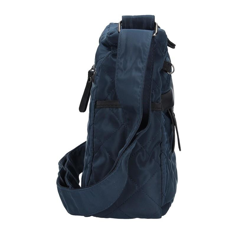 Dámská crossbody kabelka Enrico Benetti 46098 - modrá