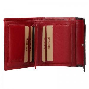 Dámská kožená peněženka Lagen Bianka - černá