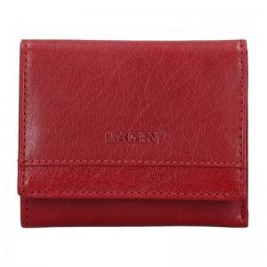 Dámská kožená peněženka Lagen Ela - černá