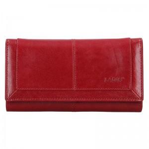 Dámská kožená peněženka Lagen Heda - černá