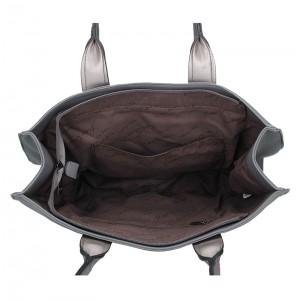 Dámská kabelka Pierre Cardin Viola - hnědá