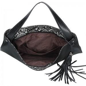Dámská kabelka Pierre Cardin Petra - černá
