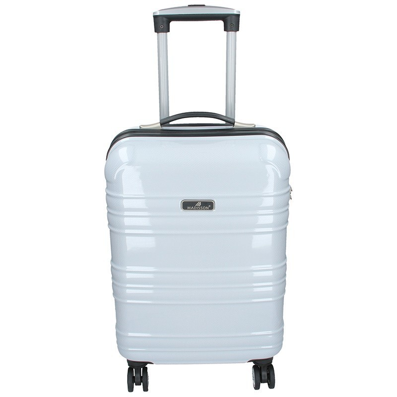 Kabinový cestovní kufr Madisson Elma - bílá