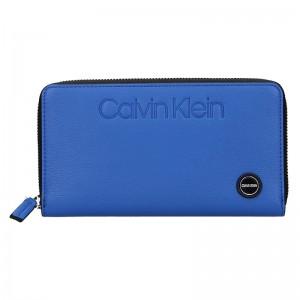 Dámská peněženka Calvin Klein Vanila - modrá