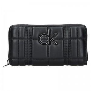 Dámská peněženka Calvin Klein Leona - černá