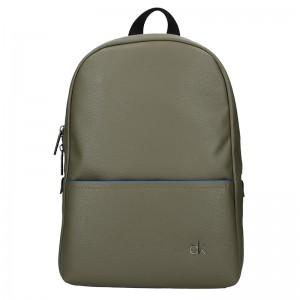 Pánský batoh Calvin Klein Herry - olivová