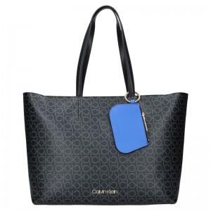 Dámská kabelka Calvin Klein Bonny - černá