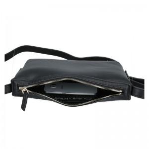 Dámská crossbody kabelka Calvin Klein Daniella - černá
