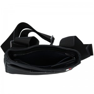 Pánská taška přes rameno Tommy Hilfiger Olav - černá