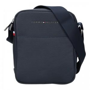 Pánská taška přes rameno Tommy Hilfiger Petr - modrá
