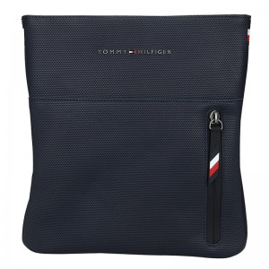 Pánská taška přes rameno Tommy Hilfiger Trevor - modrá