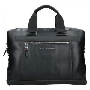 Pánská taška na notebook Tommy Hilfiger Razz - černá