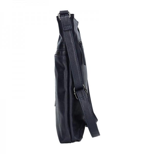 Dámská crossbody kabelka Enrico Benetti 66233 - modrá
