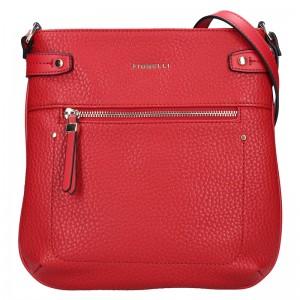 Dámská crossbody kabelka Fiorelli Amy - červená