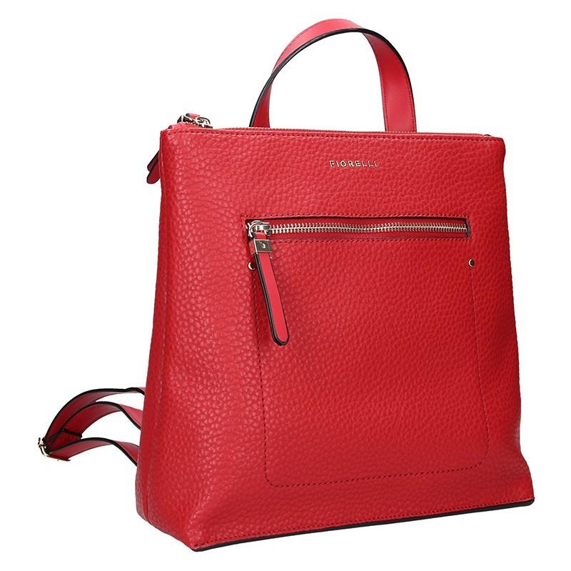 Dámský batoh Fiorelli Lucka - červená