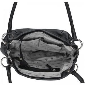 Dámská kabelka Anekta Maria - černá