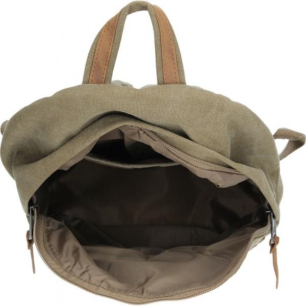 Trendy batoh Enrico Benetti 54603 - olivová