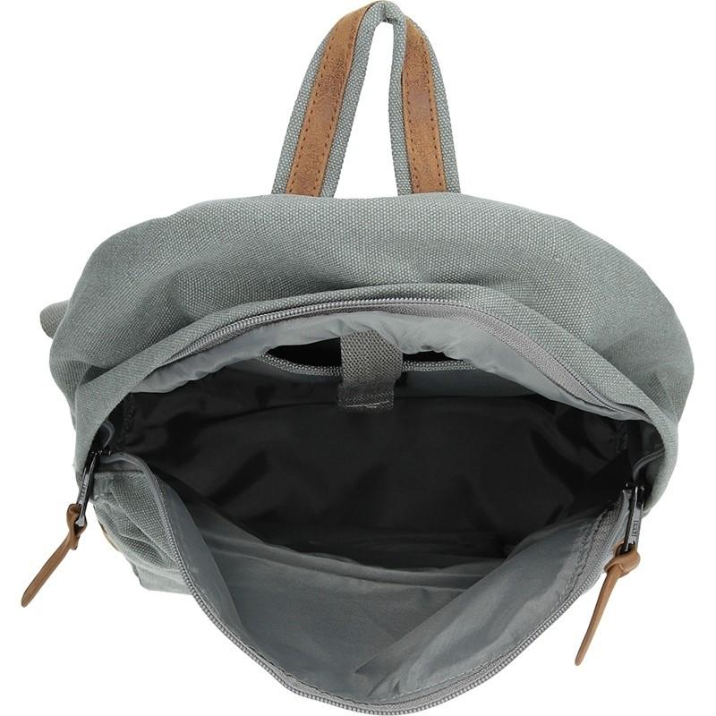 Trendy batoh Enrico Benetti 54603 - šedá