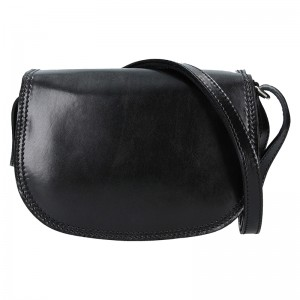 Dámská crosbody kabelka Delami Leona - černá