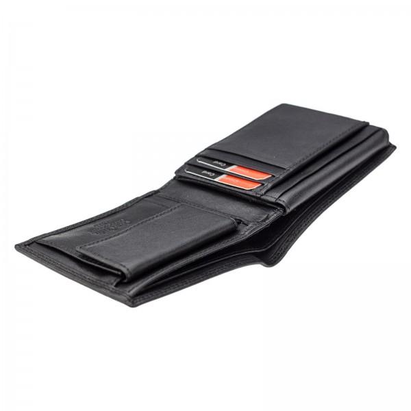 Pánská kožená peněženka Pierre Cardin Bendr - hnědá