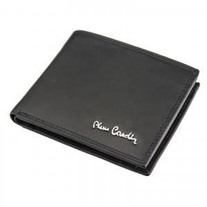 Pánská kožená peněženka Pierre Cardin Bendr - černá