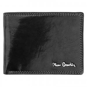 Pánská kožená peněženka Pierre Cardin Radovan - černá