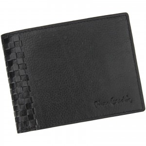Pánská kožená peněženka Pierre Cardin Reidar - černá