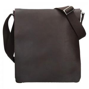 Pánská taška Daag SMASH 71 - tmavě hnědá