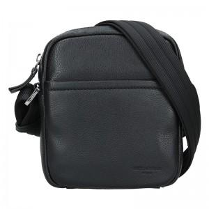 Pánská taška na doklady Hexagona Anders - černá