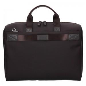 Pánská taška přes rameno Hexagona 292571 - hnědá