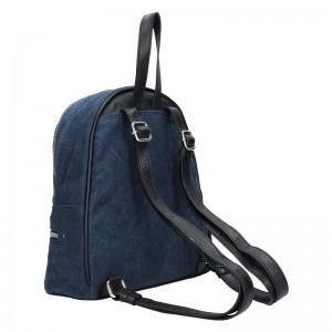Dámský batoh Lagen Erika - modro-černá
