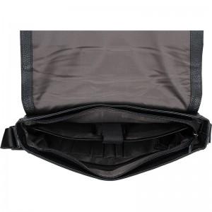 Pánská taška přes rameno Bugatti Ignác - černá