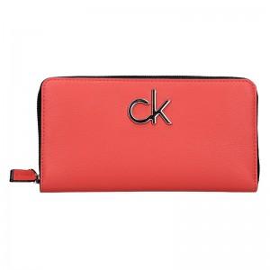 Dámská peněženka Calvin Klein Miam - červená