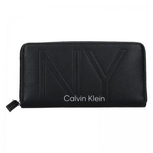 Dámská peněženka Calvin Klein Elen - černá