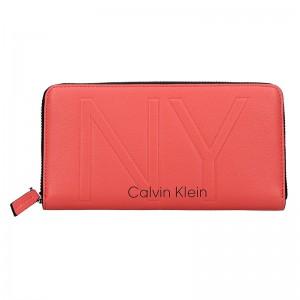 Dámská peněženka Calvin Klein Elen - červená