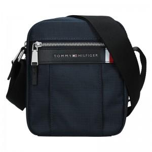 Pánská taška přes rameno Tommy Hilfiger Neal - tmavě modrá