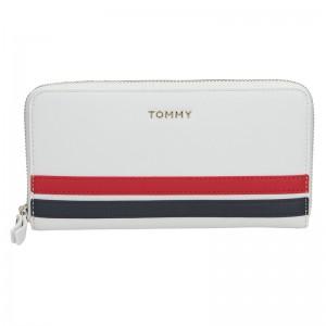 Dámská peněženka Tommy Hilfiger Apolen - bílá