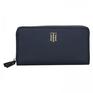Dámská peněženka Tommy Hilfiger Almíra - modrá