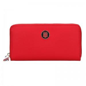 Dámská peněženka Tommy Hilfiger Ritta - červená