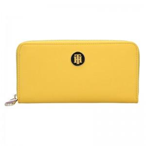 Dámská peněženka Tommy Hilfiger Ritta - žlutá